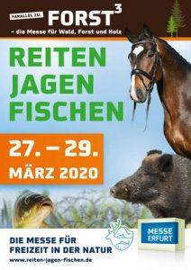 Reiten Jagen Fischen 2020